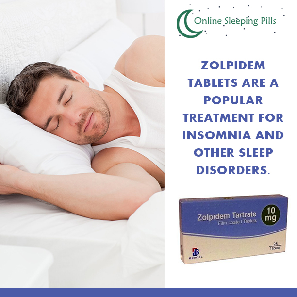 Zolpidem Tartrate 10mg Tablets Will Increase Your Life Expectancy