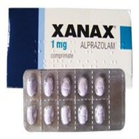 Stop a Panic Attack with Xanax 1 mg Tablets