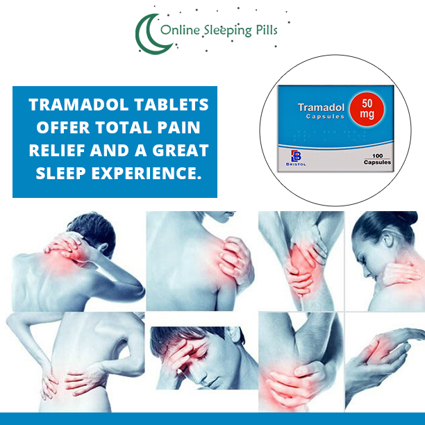 Tramadol 50mg for fast-acting pain relief