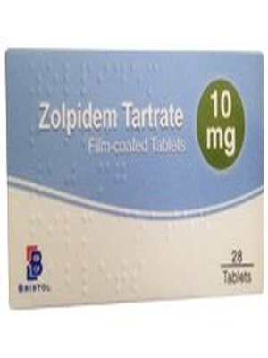 Zolpidem Tartrate 10 mg Instills Deep Sleep