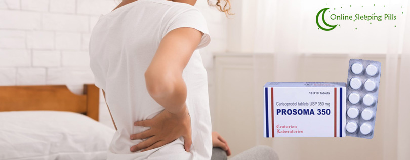 Carisoprodol 350mg Tablets for Effective Pain Relief