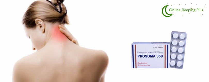 Carisoprodol Tablets 350mg for Pain Management