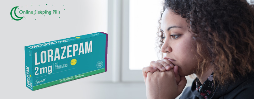 Is Your Anxiety Worrying You? Buy Lorazepam
