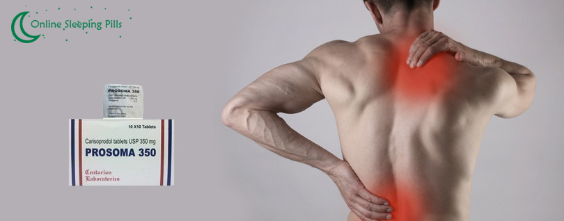 Carisoprodol Online Greatly Relieves Muscle Pain