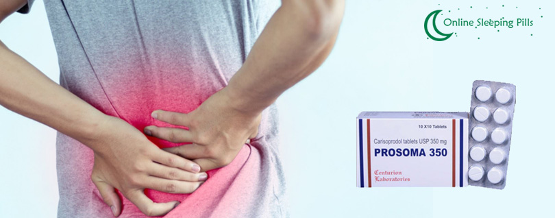 Carisoprodol Tablets 350mg - An Effective Pain Killer