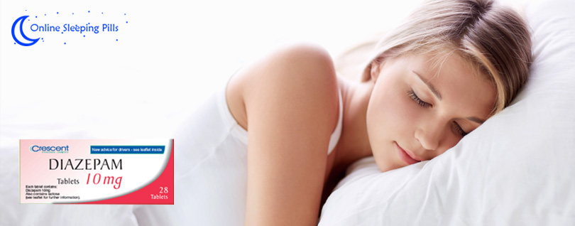 Take Diazepam 10mg and Enjoy Deep Slumber