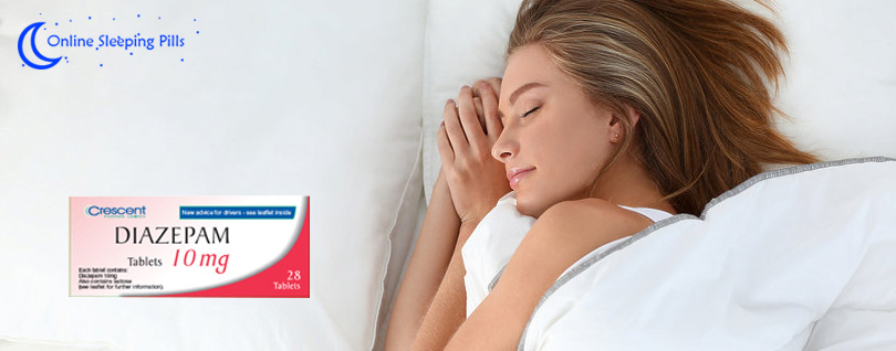 Diazepam 10mg Enables You to Rest Peacefully