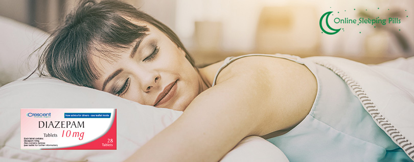 Can't Afford Pricey Sleeping Pills? Get 10mg Diazepam!