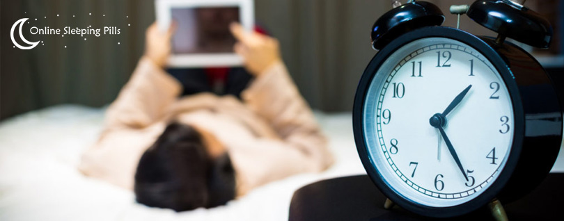 Take Online Sleeping Tablets for Insomnia