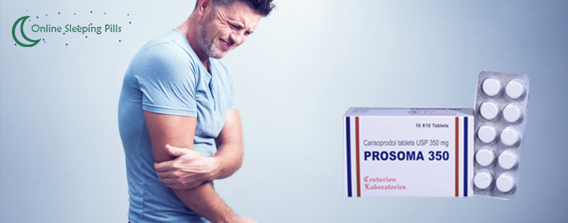 Take Carisoprodol Tablets 350mg for Pain Relief