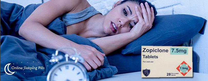 Zopiclone 7.5mg is a Popular Sleeping Remedy