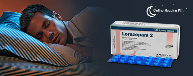 Buy Lorazepam Online for Anxiety and Sleeplessness