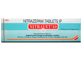Buy Nitrazepam 10 mg