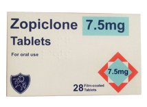 Buy Zopiclone 7.5 mg / 10 mg